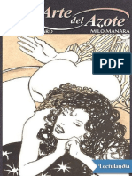 El Arte Del Azote - JeanPierre Enard