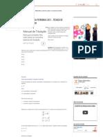 Prova Resolvida Petrobras 2017 – Técnico de Operação Júnior – Saber Matemática