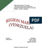 Region Marina Venezuela