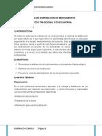 SISTEMA DE DISPENSACION DE MEDICAMENTOS