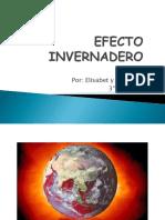 efecto-invernadero_elisabetjenifer_3a.ppt