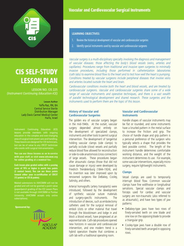 Cis225pdf circulatory system surgery 1betcityfo Choice Image