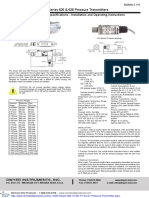 Dwyer 626 13 GH P1 E4 S1 User Manual 0 300