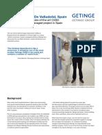 Report CSSD en Case Study Hospital de Valladolid Vers. 2