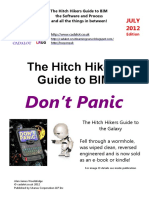 147982759 the Hitch Hikers Guide to BIM July 2012