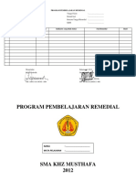 9. Program Remidial 1213