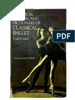 Manual Tecnico de Ballet