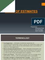 typesofestimates-160130142142
