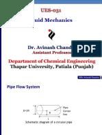 FM-20-pipe flow