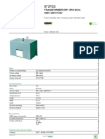 Low Voltage General Purpose Transformers (Resin Encapsulated)_9T2FSS