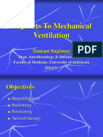 Adjunct Mechanical Ventilation