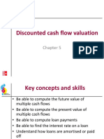 Discounted Cash Flow Valuation Techniques by Tanvir Mohammad Hayder Arif