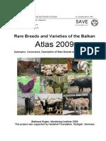 Atlas Autohtonih Rasa
