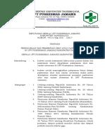 7.6.3.1 SK STANDAR OPERASIONAL PROSEDUR PENNGGUNAAN DAN PEMBERIAN OBAT ATAU CAIRAN INTRAVENA.docx