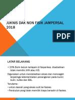 Juknis DAK Non Fisik Jampersal Tahun 2018