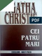 Agatha Christie - Cei Patru Mari