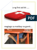 Maghanda Ng First Aid Kit