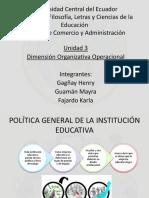 Capitulo 3 Administracion Educativa