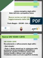 UNI_10349_2016 Dati Climatici Estivi