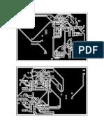 Final PCB for Logic Circuit