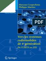 (Collection IRIS) Marceau Coupechoux, Philippe Martins (Auth.)-Vers Les Systèmes Radiomobiles de 4e Génération_ de l'UMTS Au LTE-Springer Paris (2013)