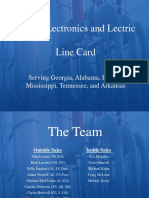 L-3 Visual Line Sheet