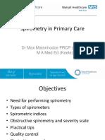 Spirometry Presentation Final 2