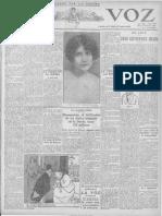 La Voz (Madrid). 12-11-1927