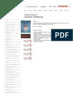 Micromanômetro - VECPRESS 201