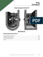 10 Drag Conveyor Section VII