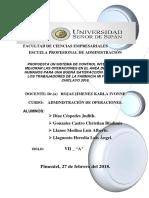 Proyecto Final Ado Farmacia Felicidad Chiclayo.