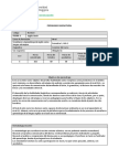 PI1001 Programa