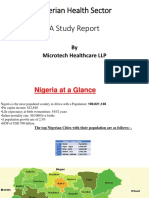 Nigerian Health Sector