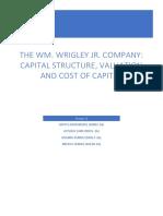 THE WM. WRIGLEY JR. COMPANY