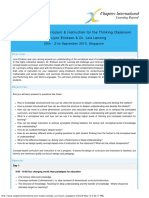 (2013) Concept Based Curriculum & Instruction for the Thinking Classroom