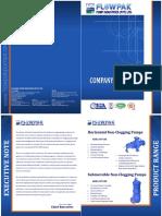 FlowPak Pump Industries Company Profile 1