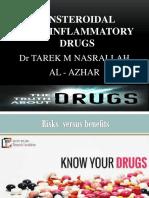 Dr Tarek NSAIDs