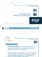 Presentacion-streaming CursoCompleto V3 2009