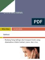 Otitis Eksterna Wira Ditya