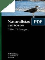 BCS - 085 - Naturalistas Curiosos - Niko Tinbergen