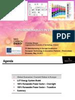 170519 Breyer RolePVinEnergyTransformationInEurope ETIP-PV Conference Brussels Final