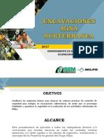 5. Excavaciones Subterraneas