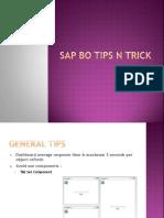 Tips n Trick BO