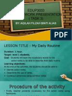 Cw Presentation
