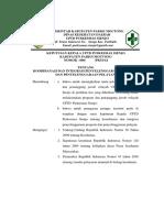 Sk Koordinasi Dan Integrasi Penyelenggaraan Program Dan Pelayanan