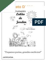 PROJETO DIDÁTICO LEILÃO DE JARDIM.doc