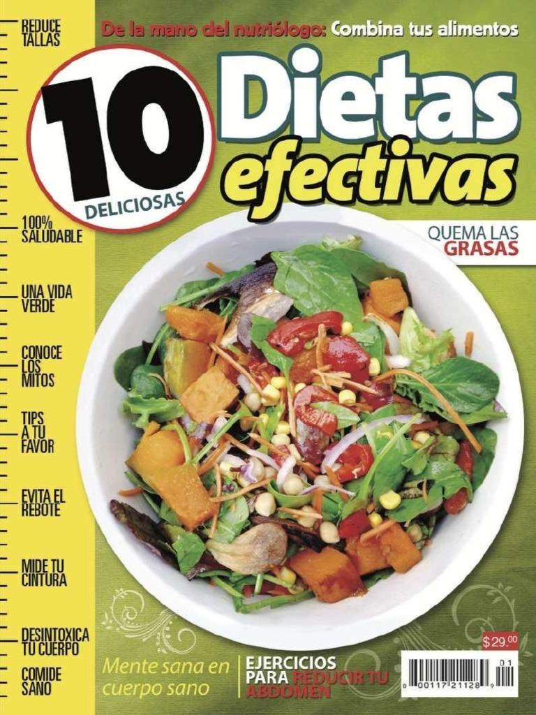 10 Dietas Efectivas
