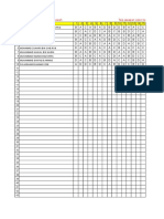 Analisis Item Percubaan k1 2014 6ik