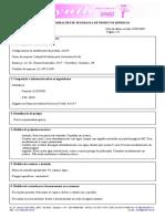 FISPQ- Acido Acetico