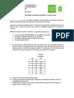 Taller 3 - Indicadores de Bondad Económica y Flujos de Caja